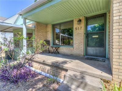 Norman Single Family Home For Sale: 517 Dakota Street