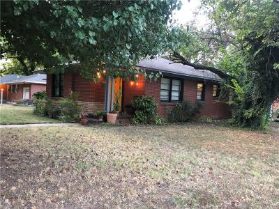 Norman Single Family Home For Sale: 1042 Leslie Lane
