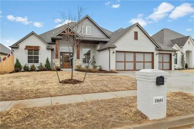 Edmond Single Family Home For Sale: 18604 Diego Place