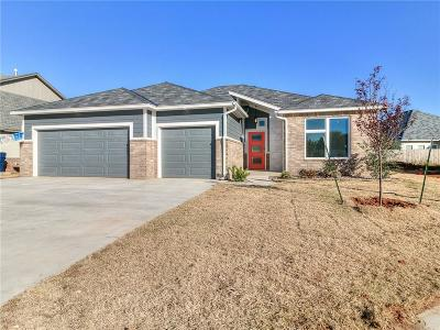 Edmond Single Family Home For Sale: 3909 NW 165th Circle