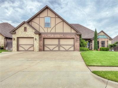 Edmond Single Family Home For Sale: 1513 NW 173rd Terrace