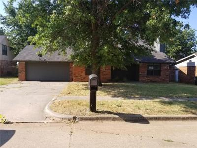 Norman Single Family Home For Sale: 1910 Wilmington Court