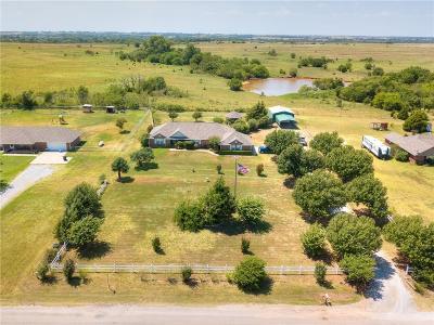 Tuttle Single Family Home For Sale: 980 Garden Road