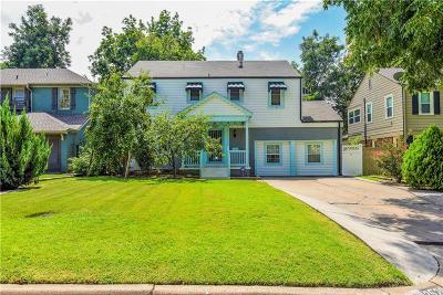 Oklahoma City OK Single Family Home For Sale: $199,900