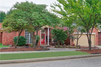 Edmond Single Family Home For Sale: 15620 NW Summit Parke Drive