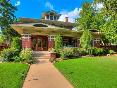 Oklahoma City Single Family Home For Sale: 515 NW 14th Street