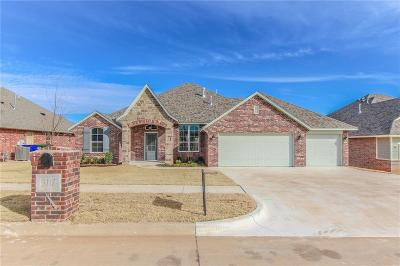 Norman Single Family Home For Sale: 3107 Wood Valley