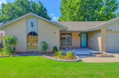 Norman Single Family Home For Sale: 1608 Cambridge Drive