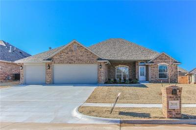 Norman Single Family Home For Sale: 2010 Allora