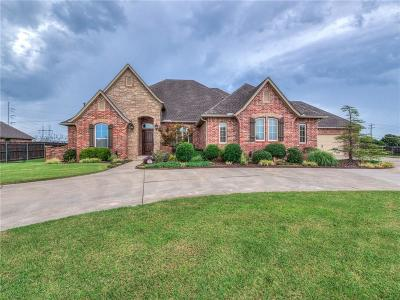 Choctaw Single Family Home For Sale: 16123 Silver Run Drive