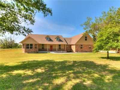 Choctaw Single Family Home For Sale: 17950 Piper Glen Drive