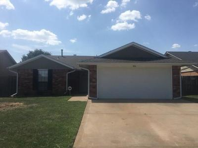 Oklahoma City Single Family Home For Sale: 1941 Eastridge Drive