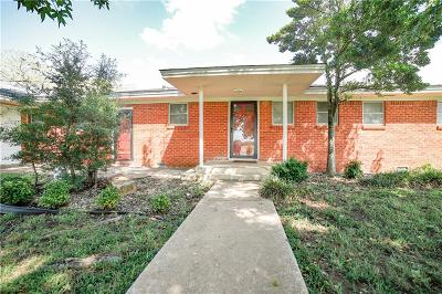 Goldsby Single Family Home For Sale: 1313 S Main Avenue