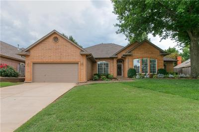 Edmond Single Family Home For Sale: 1304 Interurban Way