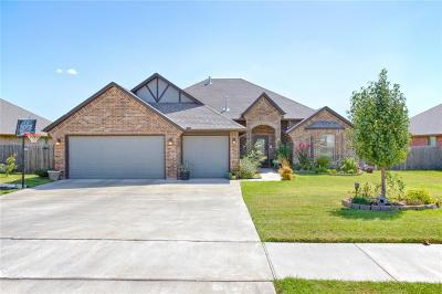 Chickasha Single Family Home For Sale: 3005 Alli Circle