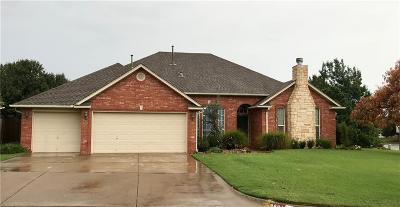 Oklahoma City OK Single Family Home For Sale: $245,000
