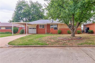 Oklahoma City Single Family Home For Sale: 2336 N Towry Drive