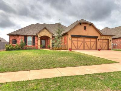 Edmond Single Family Home For Sale: 3108 NW 163rd Court