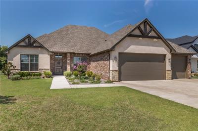 Edmond Single Family Home For Sale: 15509 Fountain Creek Lane