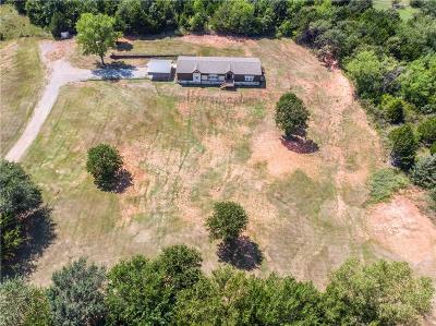 Jones Single Family Home For Sale: 13401 Cedar Bend Drive
