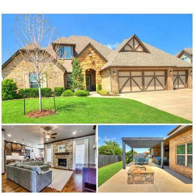 Yukon Single Family Home For Sale: 3505 Sage Brush Place