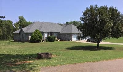 Oklahoma City Single Family Home For Sale: 4200 N Easy Street