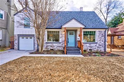 Oklahoma City OK Single Family Home For Sale: $349,900