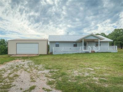 Wellston Single Family Home For Sale: 980980 S Oaktree Road