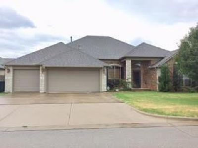 Oklahoma City Single Family Home For Sale: 8820 NW 121st Terrace