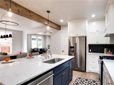 Oklahoma City Single Family Home For Sale: 124 NW 17th Street