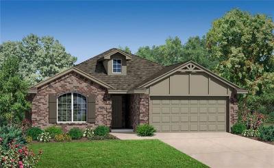 Yukon Single Family Home For Sale: 9633 Ashford Drive