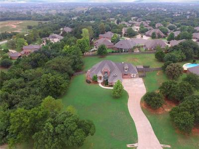 Edmond Single Family Home For Sale: 2750 E Coffee Creek Road