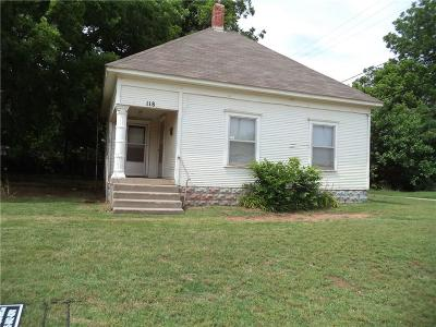 Rental For Rent: 118 W Perkins Avenue