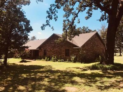 Prague Single Family Home For Sale: 9966 S Hwy 99 Highway