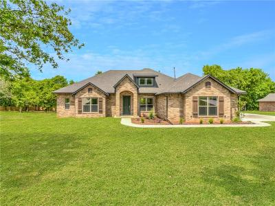 Choctaw Single Family Home For Sale: 5601 Courtland Lane