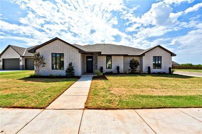 Edmond Single Family Home For Sale: 4312 NW 152nd Place
