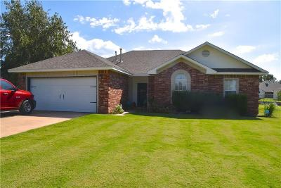 Guthrie Single Family Home For Sale: 323 W Triplett Road