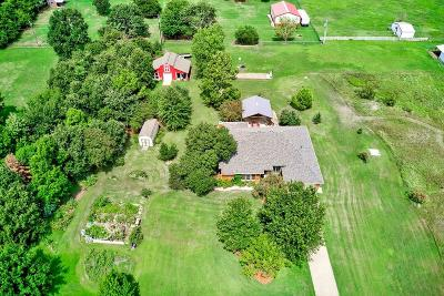 Guthrie Single Family Home For Sale: 1813 Aspen Way