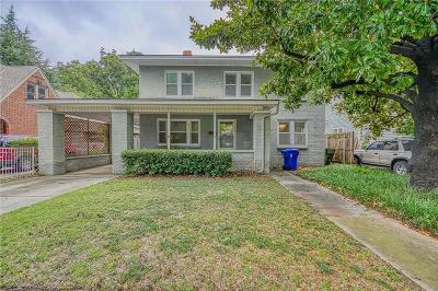 Norman Single Family Home For Sale: 731 S Lahoma Avenue