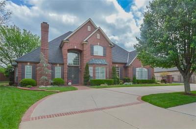 Oklahoma City Single Family Home For Sale: 12300 Swanhaven Drive