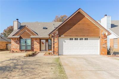 Moore Single Family Home For Sale: 2601 Amber Street