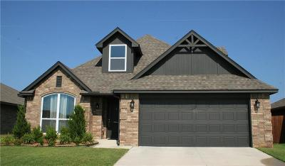Midwest City Single Family Home For Sale: 2305 Snapper Lane