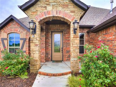 Mustang Single Family Home For Sale: 1408 N Wisteria Terrace