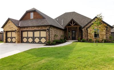 Mustang Single Family Home For Sale: 5720 Slate Stone Court