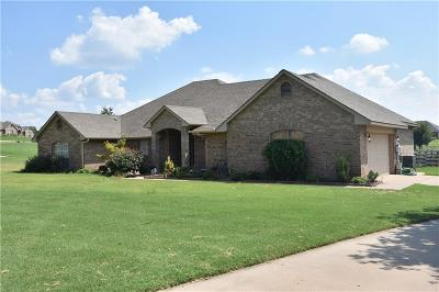 Guthrie Single Family Home For Sale: 1605 Derby Lane