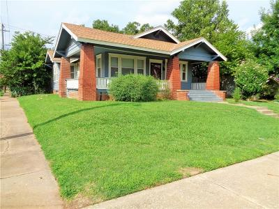 Single Family Home Pending: 821 NW 24th Street