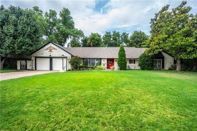 Oklahoma City Single Family Home For Sale: 3033 Finchley Lane