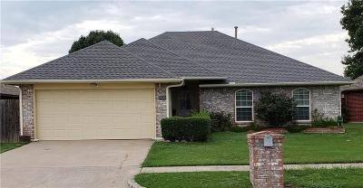 Single Family Home For Sale: 15109 Stone Meadows Drive