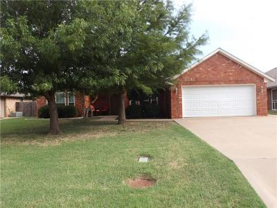 Altus Single Family Home For Sale: 501 S Quail Run