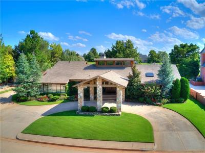 Edmond Single Family Home For Sale: 5620 Oak Tree Road